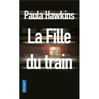 La Fille du train - poche - Paula Hawkins, Corinne ...
