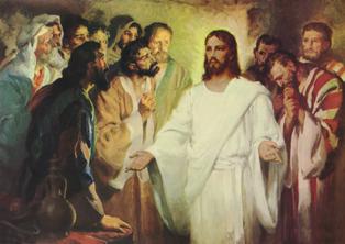 Pâques - J'aime Jésus