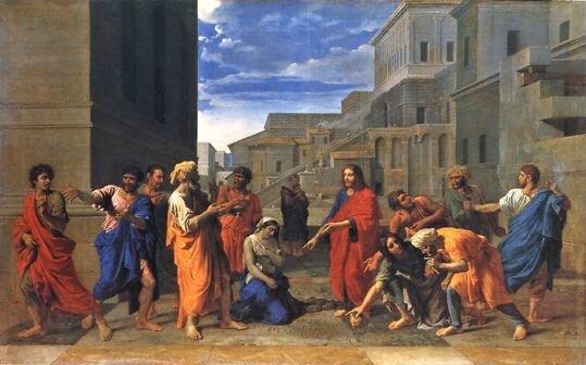 Jean 8, 1-11 : La femme adultère - La christité
