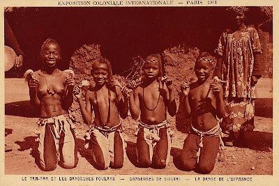 L'image du colonisé de l'Afrique Noire, dans la société ...