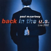 Back In the U.S. (Live 2002)