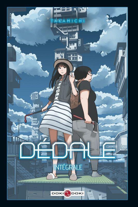 Couverture de Dédale (l'intégrale)
