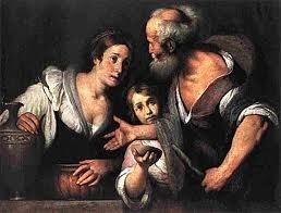 CHRETIENS EN MARCHE - La veuve de Sarepta Part 1