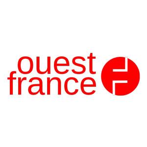 """Ouest France """"Évran"""" - Domaine du triskell rouge"""