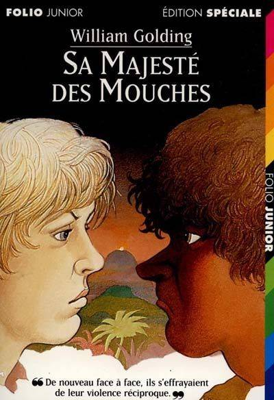 William Golding Sa majesté des mouches