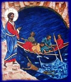 Jn 21, 1-14 « Et voici comment... » La manière du Christ ...