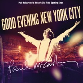 Good Evening New York City (Live at CitiField, NYC)
