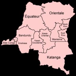 Atlas of the Democratic Republic of the Congo - Wikimedia ...