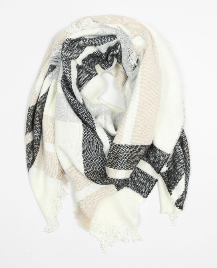 Ces écharpes plaid de chez Pimkie si à la mode - Mode et tendances ... b75dd413c8b
