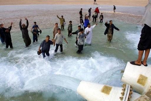Libye : l'OTAN menace la Grande Rivière Artificielle