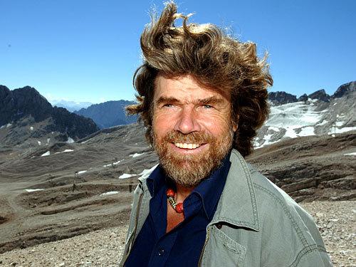 Piolets d'Or - 2010 - Reinhold Messner