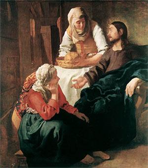 Marthe et Marie, un conflit entre soeurs