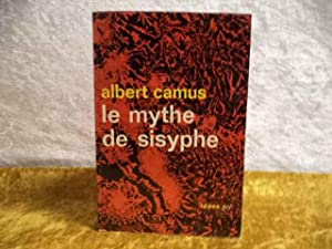 mythe sisyphe de albert camus - AbeBooks