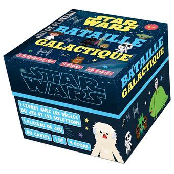 Star Wars - STAR WARS - Boîte de Jeux - La bataille ...