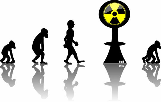Du césium radioactif dans les maisons jusque dans la ...