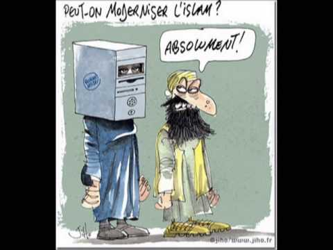 islam caricature-2 - YouTube