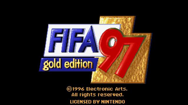 FIFA 97 | logo