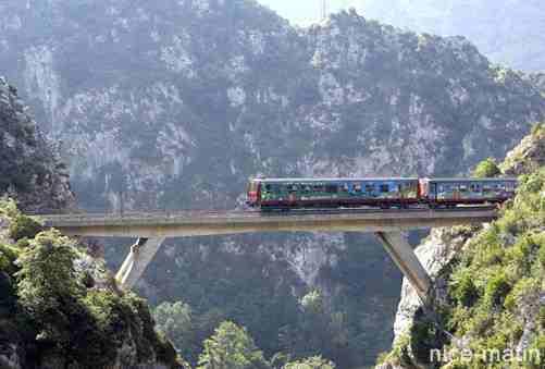 La sauvegarde de la ligne Cuneo-Nizza – La vallée de la ...