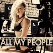 All My People - Single (with Manilla Maniacs) - Single