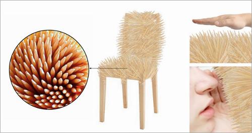 Rebellious Chairs les chaises au pouvoir - Blog Esprit Design