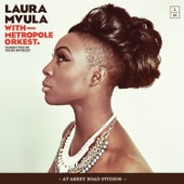 Laura Mvula with Metropole Orkest conducted by Jules Buckley at Abbey Road Studios
