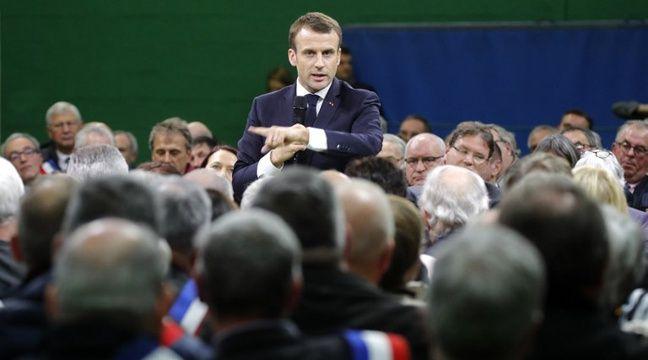 Grand débat national EN DIRECT : «L'ISF doit faire partie ...