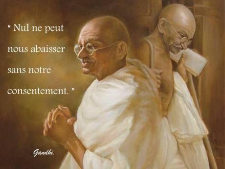 30++ Citation Espoir Gandhi