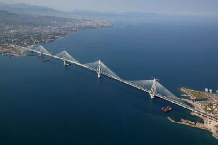 Le pont de Rion-Antirion | Infrastructures | Grèce ...