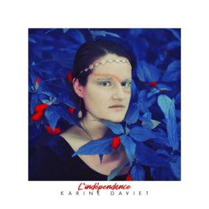 [ EP ] KARINE DAVIET L'indépendance, sortilèges baroques ...