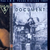 The I.R.S. Years Vintage 1987: Document