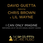 I Can Only Imagine (feat. Chris Brown & Lil Wayne ) [Live At the 54th Annual Grammy Awards] - Single