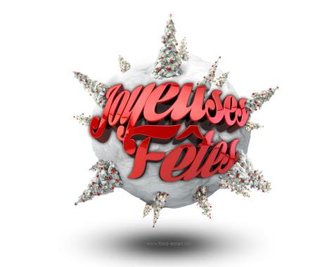 Fond d'écran Joyeuses Fêtes gratuit fonds écran Noel
