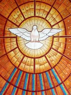 Neuvaine au Saint Esprit - images saintes