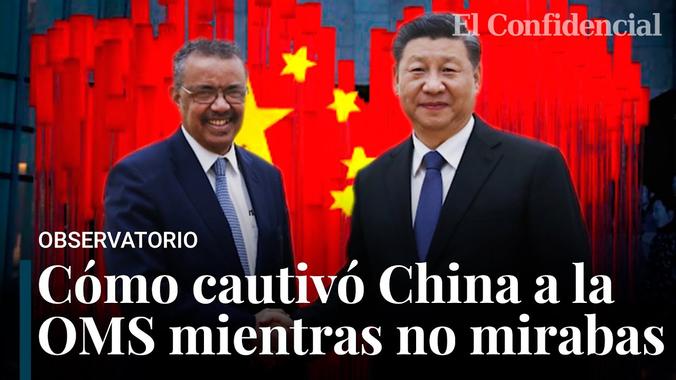 ¿Qué pasa entre la OMS y China? Una relación que levanta ...