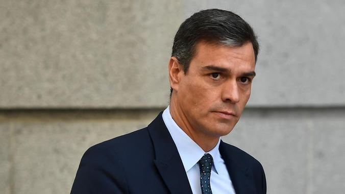 Pedro Sánchez niega haber hablado con Delcy Rodríguez a su ...