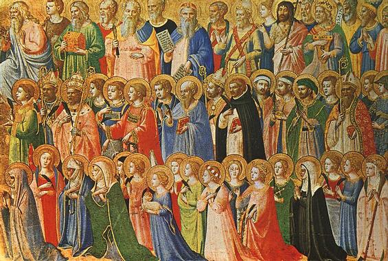31ème Semaine du Temps Ordinaire – Tous les Saints ...