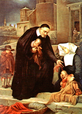 Good Shepherd Church : VINCENT DE PAUL: PRIEST, SLAVE AND ...