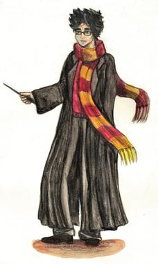 Harry Potter (postava) – Wikipedie