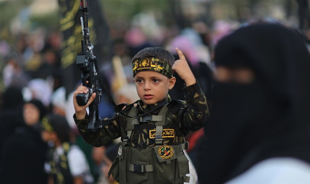 Report: Terror attacks by Arab children on the rise ...
