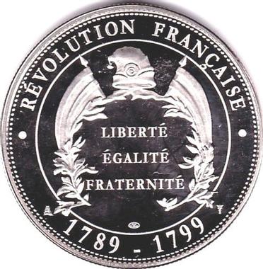 Prise de la Bastille - 14 juillet 1789 - Eurocollection
