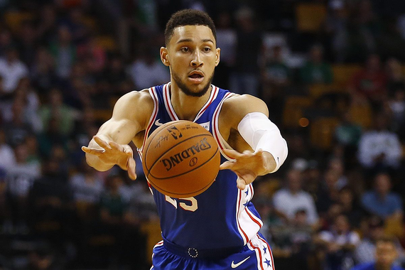 Ben Simmons is out to prove he can be great for Sixers ...