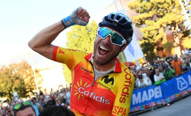 Alejandro Valverde : «Une émotion extraordinaire ...