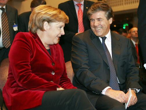 Ackermann-Dinner im Kanzleramt: Regierung hält Gästeliste ...