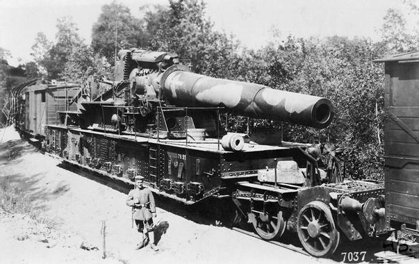la grosse bertha | Tranchees | Military Vehicles, Military ...