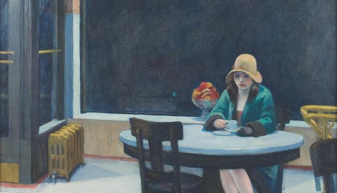 Fiction Inspired by Edward Hopper   Literary Hub