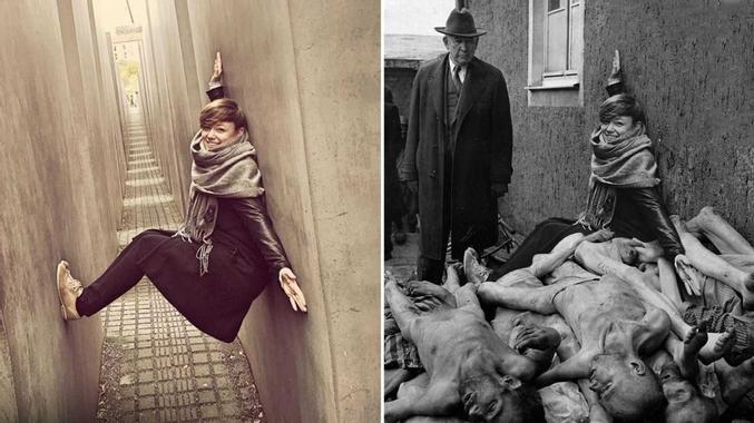 Yolocaust: demasiado turista como para tener vergüenza