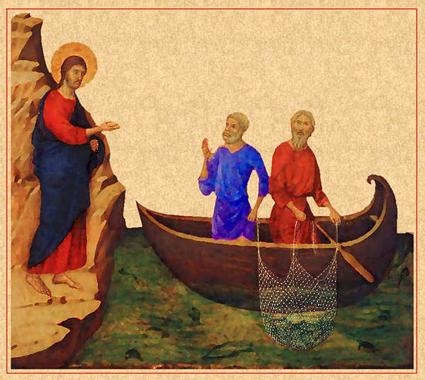 Pêcheurs d'hommes - SERAPHIM