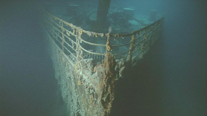 Le naufrage du Titanic, indirectement provoqué par la Lune ...
