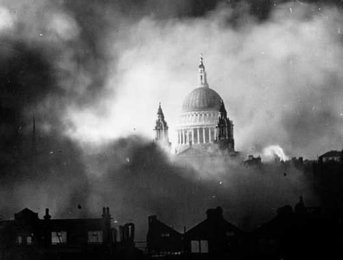 7 septembre 1940 - Le Blitz : Londres sous les bombes ...