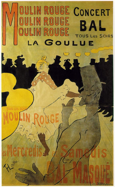File:Toulouse-Lautrec - Moulin Rouge - La Goulue.jpg ...